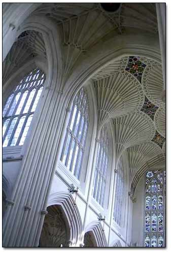 Inside The Bath Cathedral
