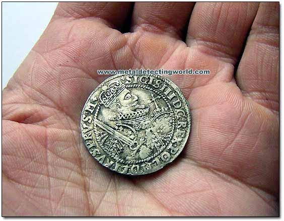 Coin Shooting Medieval Silver Coins