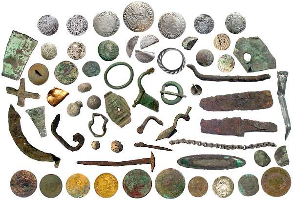 All Metal Detecting Finds