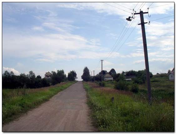 Village Of Belokozovo