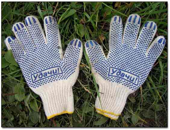 Good Luck Treasure Hunting Gloves