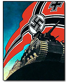 German Poster WW2