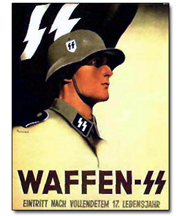 Waffen SS Recruitment Poster
