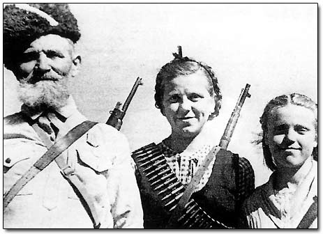 Russian Partisans