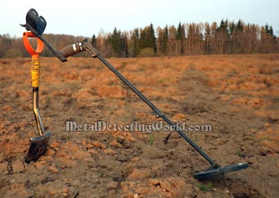 Metal Detecting with XP Deus on High-Mineralized Ground