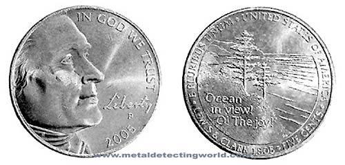 Us Westward Journey Nickel Series