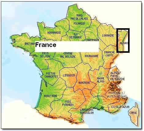Medieval Map Of France.Metal Detecting And Relic Hunting In France