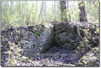 Cellar Holes