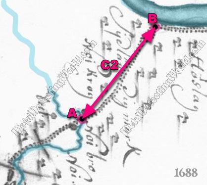 Determining Scale of Digital Map
